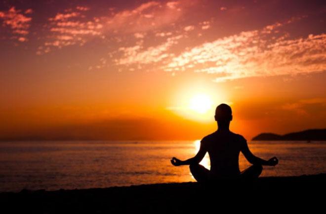 Thiền là một trong những cách rèn luyện và detox cơ thể.