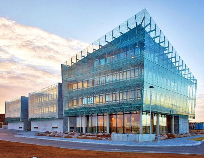 Viện Lịch sử Tự nhiên Quốc gia Iceland, nơi lưu trữ con muỗi duy nhất của quốc gia này.
