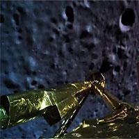 Tàu đổ bộ của Israel đáp xuống Mặt Trăng: Thất bại vào... phút cuối