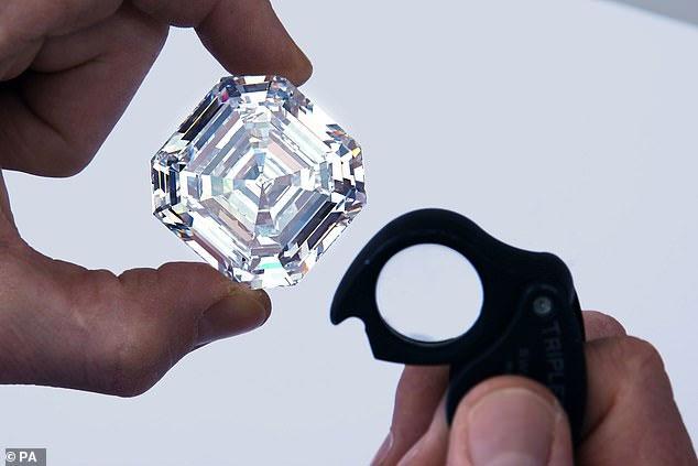 Kim cương vuông