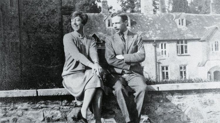 Leonard Elmhrist & Dorothy Elmhrist.