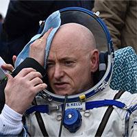 Phi hành gia bị biến đổi gene sau 340 ngày du hành ngoài không gian