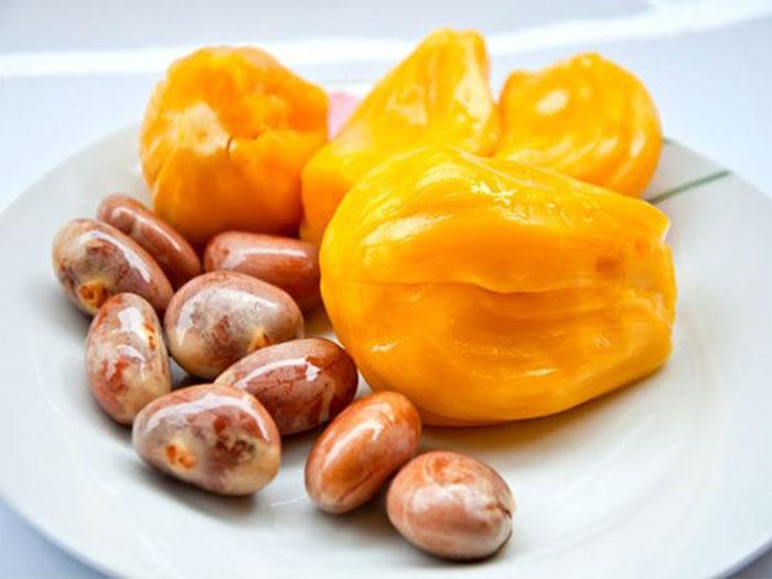 Hạt mít có thể luộc, nướng hoặc sấy khô để ăn.