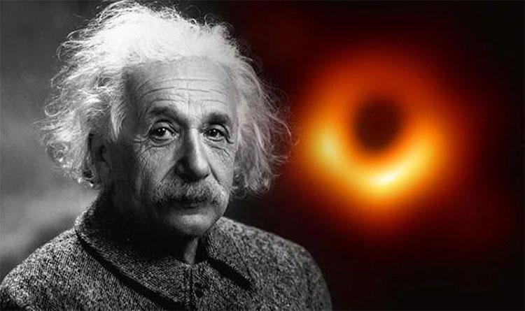 Einstein - cha đẻ thuyết tương đối rộng tiên đoán sự hình thành lỗ đen