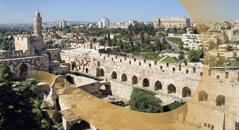Thành phố Jerusalem