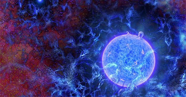 HeH+ được cho là loại phân tử hóa học đầu tiên xuất hiện sau vụ nổ Big Bang.