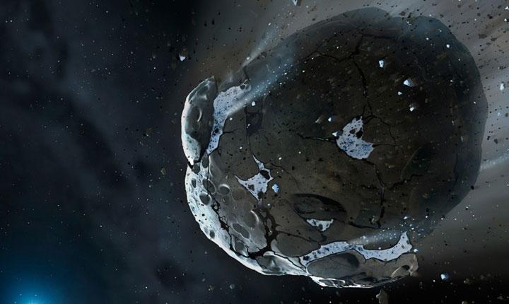 Nếu đúng, tảng đá đó đã đến hành tinh của chúng ta trước Oumuamua.