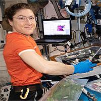 Nữ phi hành gia sắp lập kỷ lục ở lâu nhất trong vũ trụ