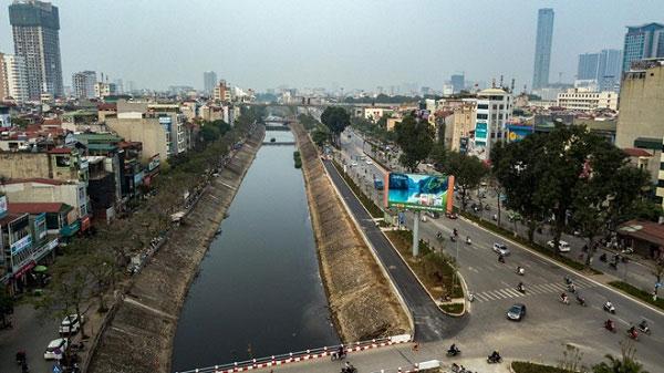 """Công nghệ """"thần kỳ"""" của Nhật hứa hẹn làm sạch sông Tô Lịch trong 2 tháng ?"""