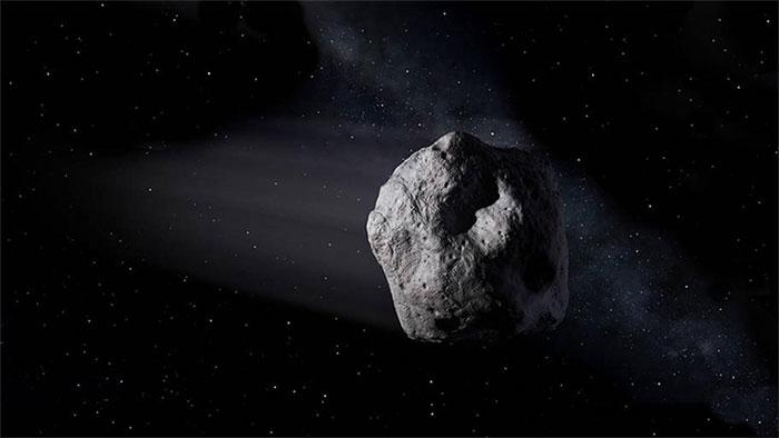 Tiểu hành tinh 2016 HO3 là mục tiêu tiếp cận của tàu vũ trụ Trung Quốc.