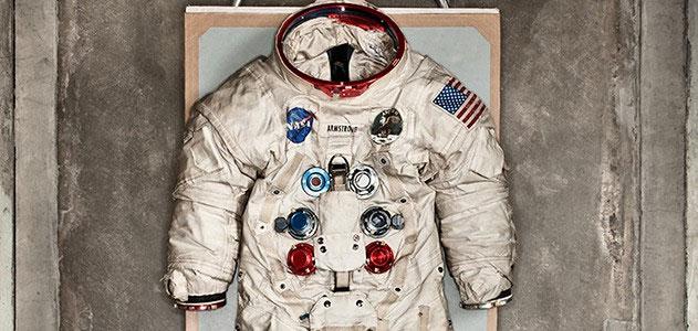 Bộ đồ du hành của Neil Armstrong.