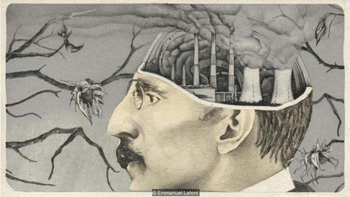 Không khí ô nhiễm bị cho là nguyên nhân gây ra nhiều bệnh tâm thần
