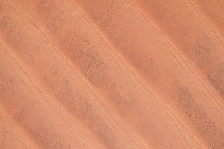 Biển cát lớn của Libya và Ai Cập.