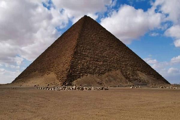 Kim tự tháp đỏ