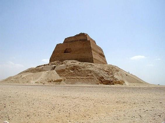 Kim tự tháp Meidum