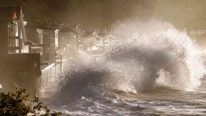 Các quốc gia, thành phố ven biển... chịu tác động nặng nề nhất từ bão, siêu bão.