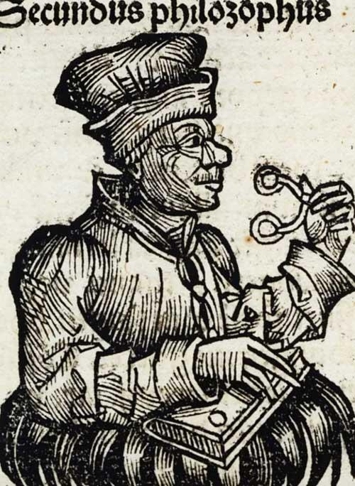 Tranh vẽ người cầm kính ở Đức, thế kỷ 15.