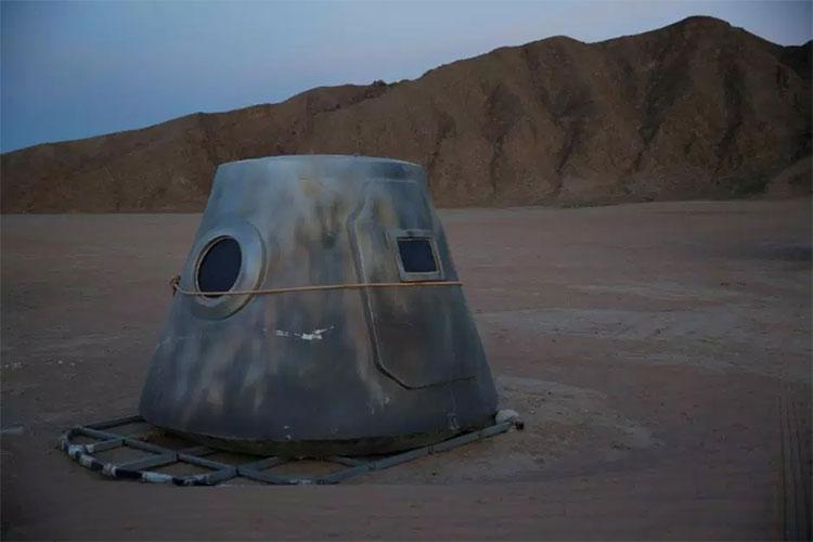 Trạm sao Hỏa 1.400 tỷ của Trung Quốc chính thức mở cửa để người dân vào chơi