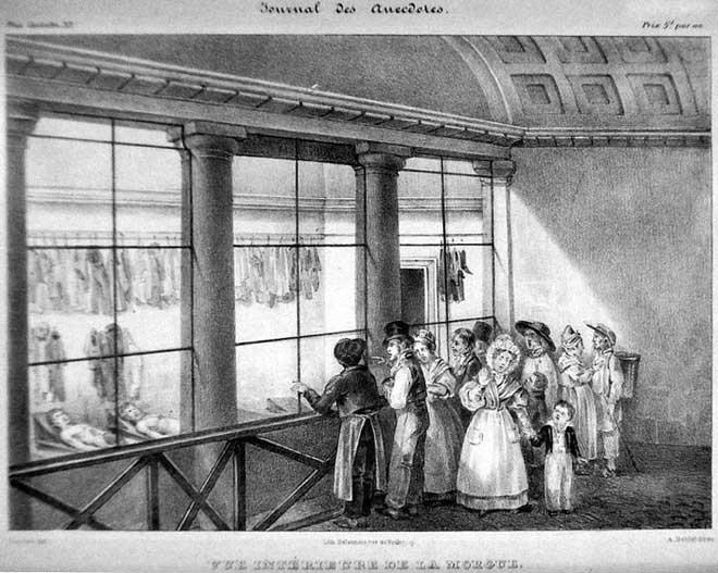 Không có một cửa sổ nào ở Paris thu hút nhiều người xem hơn chiếc cửa sổ này.