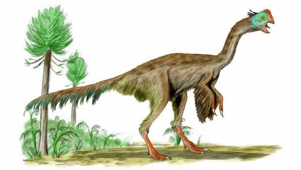 Khủng long Gigantoraptor