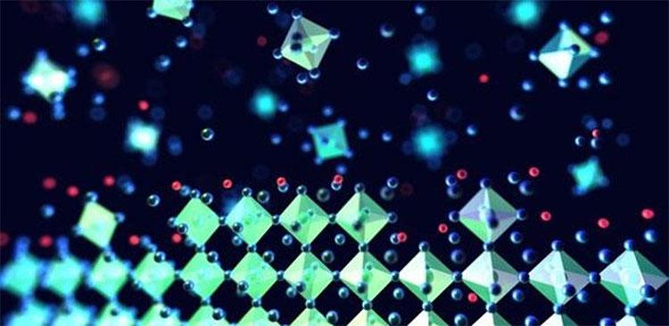 Perovskite dễ dàng được cán mỏng thành những tấm hấp thụ quang năng mạnh mẽ
