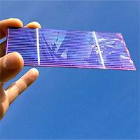 """Các nhà khoa học đã tạo ra loại pin mặt trời kép như """"bánh sandwich"""""""