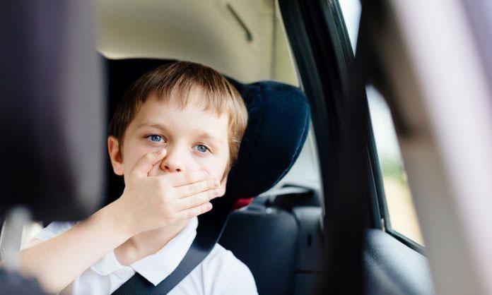 Các chuyên gia nghĩ rằng say xe được hình thành bởi vì con người đi du lịch.