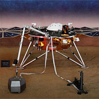 """NASA lần đầu phát hiện dấu hiệu """"động đất"""" trên Sao Hỏa"""