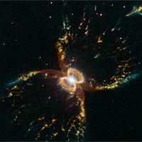 Sinh nhật lần thứ 29 vô cùng rực rỡ của mắt thần không gian Hubble