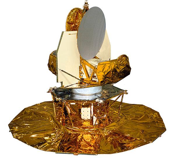 Vệ tinh này được phóng vào ngày 30/6/2001.
