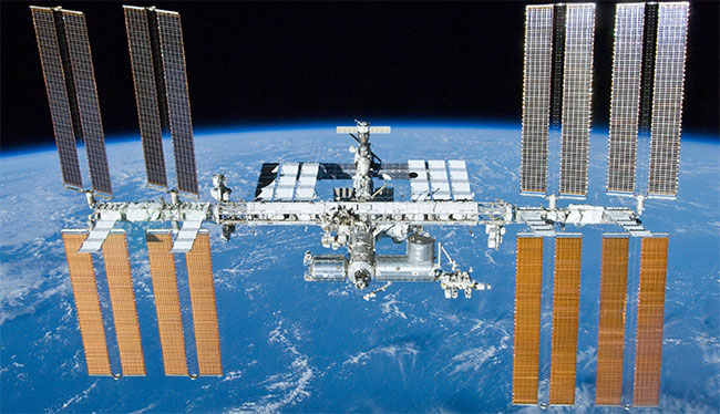 Trạm vũ trụ quốc tế