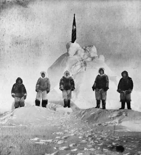 Peary – Người đầu tiên đặt chân đến Bắc Cực