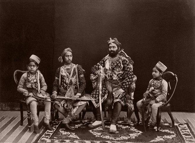 Người dân Ấn Độ xưa