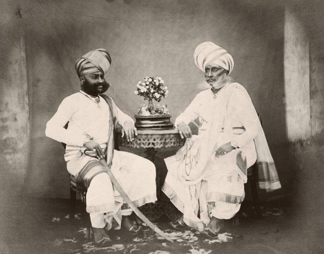 Quý tộc Ấn Độ xưa
