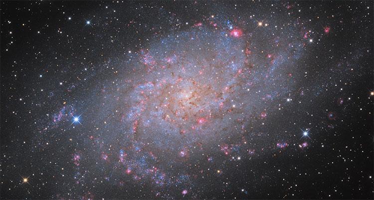 Các nhà thiên văn học vừa phát hiện vũ trụ đang tiếp tục giãn nở.