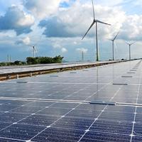 Dự án điện mặt trời lớn nhất nước chính thức vận hành