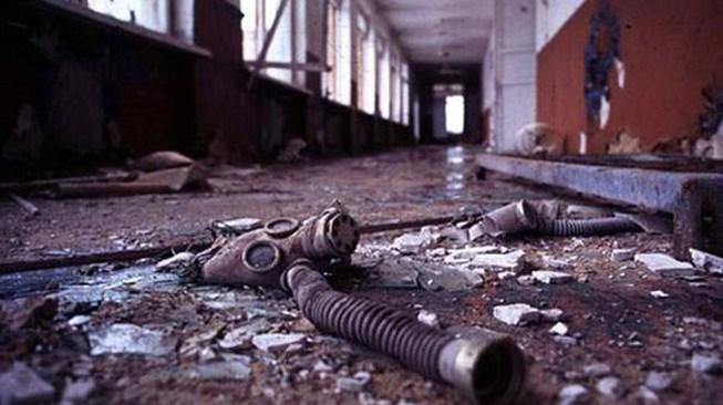 Thảm họa hạt nhân Chernobyl
