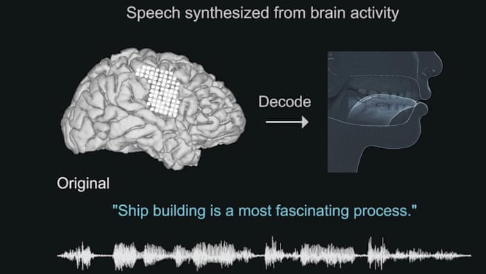 Chuyển đổi tín hiệu từ não thành chuyển động phát âm.