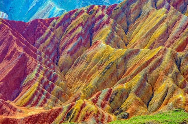 Công viên địa chất Trương Dịch