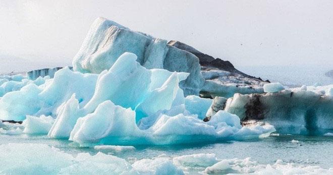 Lượng cryoconite trên sông băng có thể tích lũy phóng xạ đến mức tiềm tàng nguy hiểm.