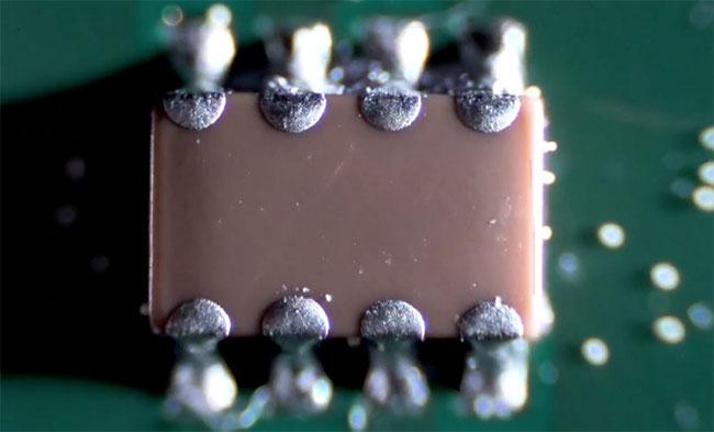 Giá trị của GaN đã được minh chứng trong các lĩnh vực khác như: công nghệ laser, quang tử...
