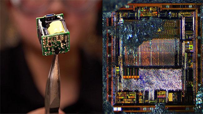 Vật liệu mới đã giúp Anker chế tạo được cục pin nhỏ nhất thế giới.