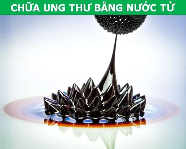 chua ung thu bang nuoc tu