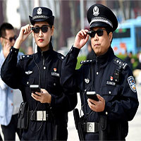Cảnh sát Trung Quốc trấn áp tội phạm bằng kính AR tích hợp AI