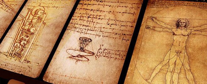 Tài năng và những cống hiến của Leonardo da Vinci tựa như kho báu trong kho tàng kiến thức, nghệ thuật của nhân loại.