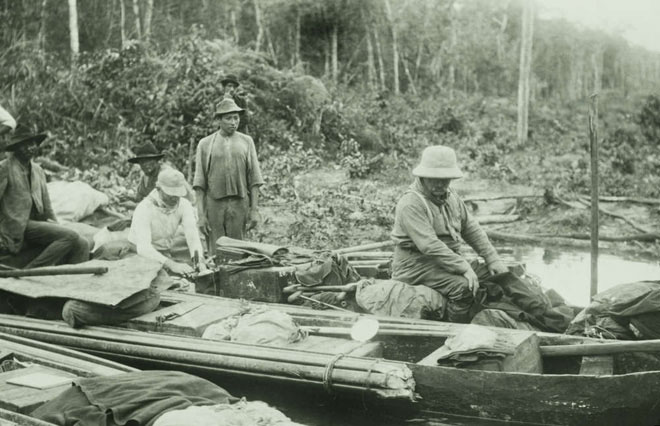 Theodore Roosevelt là nhà chính khách Bắc Mỹ đầu tiên ghé thăm rừng Amazon. (Ảnh qua IFLScience)