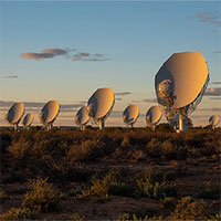"""Hệ thống kính viễn vọng có thể cùng lúc """"nghe - nhìn"""" vũ trụ"""