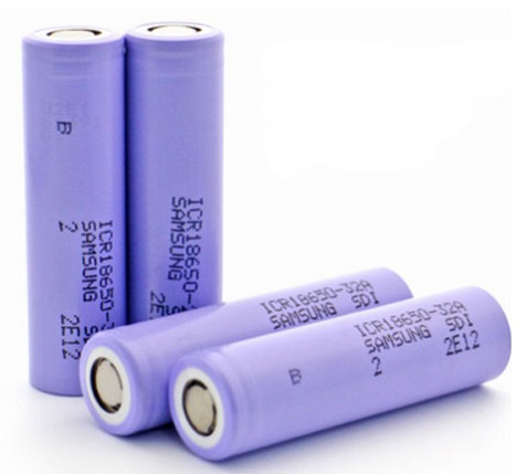 Cell pin lithium ion samsung.