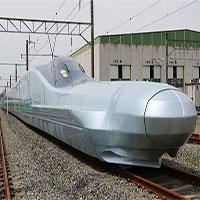 """Nhật Bản thử nghiệm tàu """"hình viên đạn"""" nhanh nhất thế giới, tới 400km/h"""