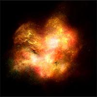 """""""Bão ánh sáng vũ trụ"""" từ quá khứ truyền tới Trái đất"""